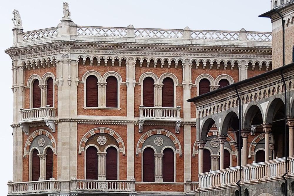 Meeting with Ca'Foscari Venezia